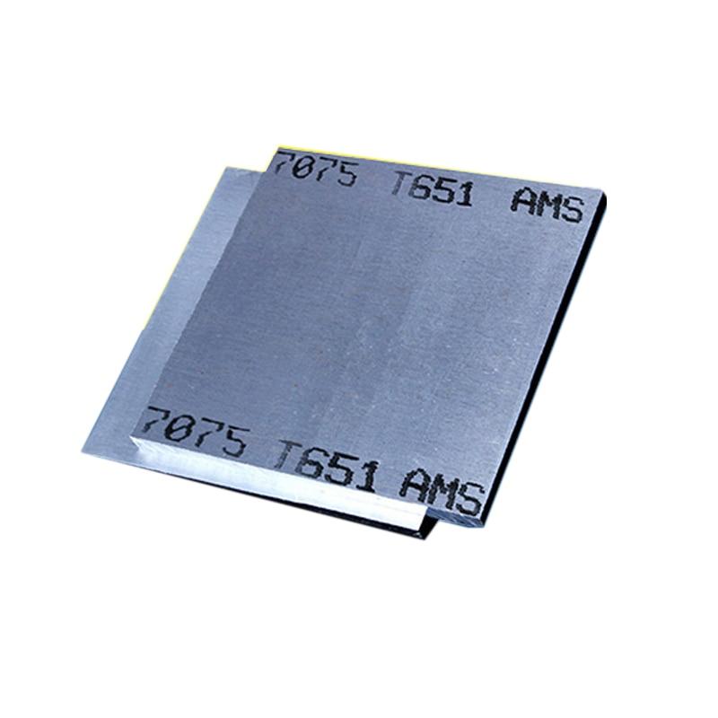 1PCS 7075 Aluminum Plate Sheet Aviation Aluminum T6  Super Hard DIY Hardware  Board CNC 3D Printer Panel With Membrane