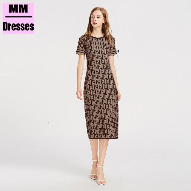 MM-Dresses Store Season Clearance Digital printing Short Sleeve Women Dress Only Postage Summer Fashion Women Dress 2020 4