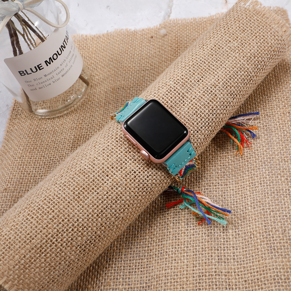 Colorful Nylon Watch Strap