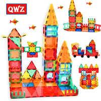 Puzzle magnetic piece amazing change pulling blocks color boxed wisdom construction magnet assembly children's educational