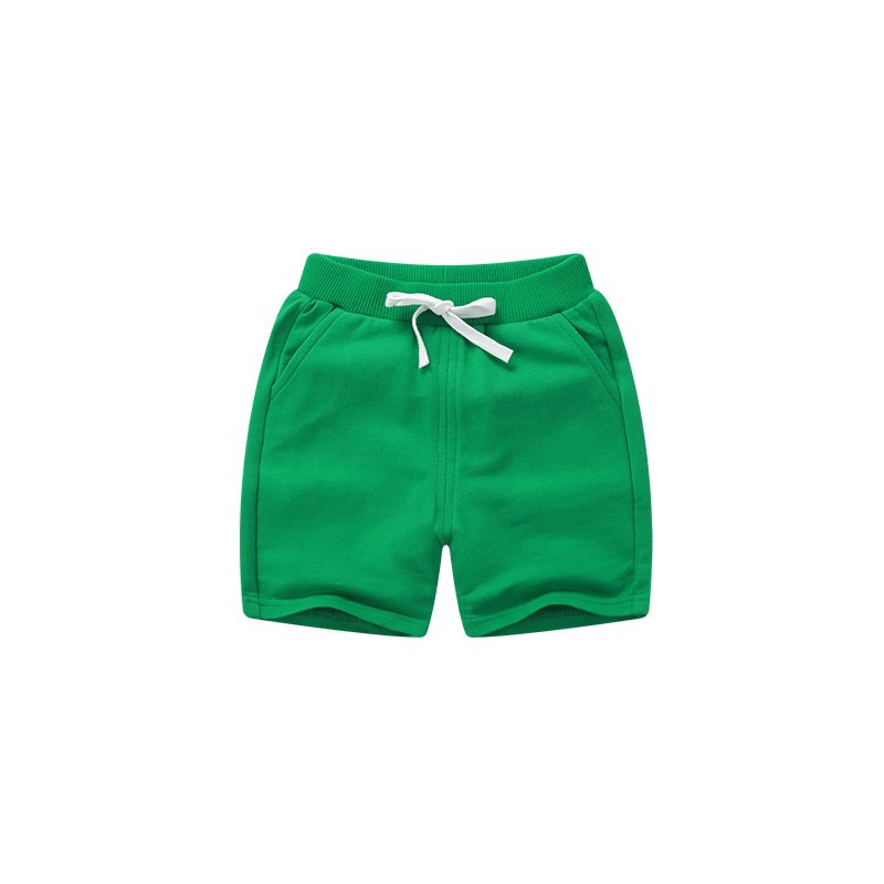 Infant Toddler Kids Girls Boys Fashion Solid Shorts Pants Beach Shorts Clothes S