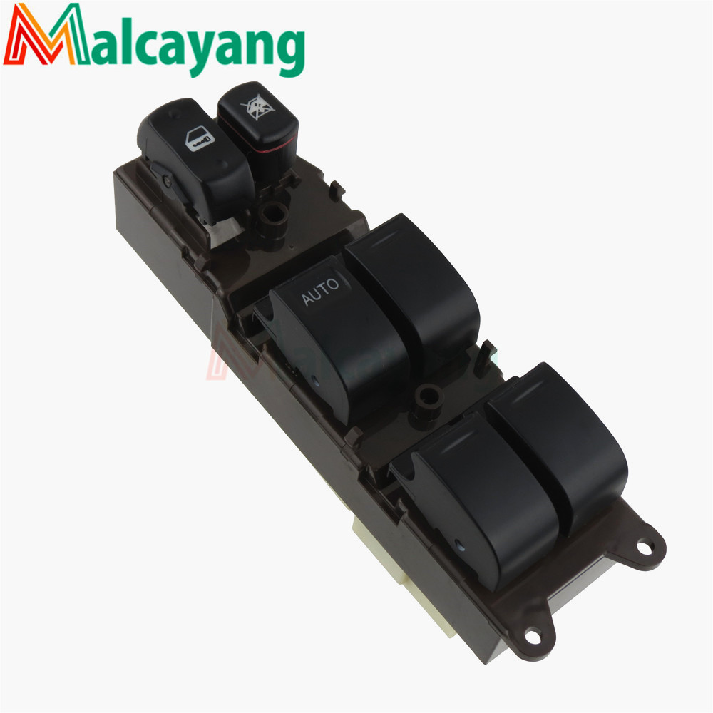 84820-60130 8482060130 Electric Power Window Master Control Switch for Toyota Land Cruiser 100