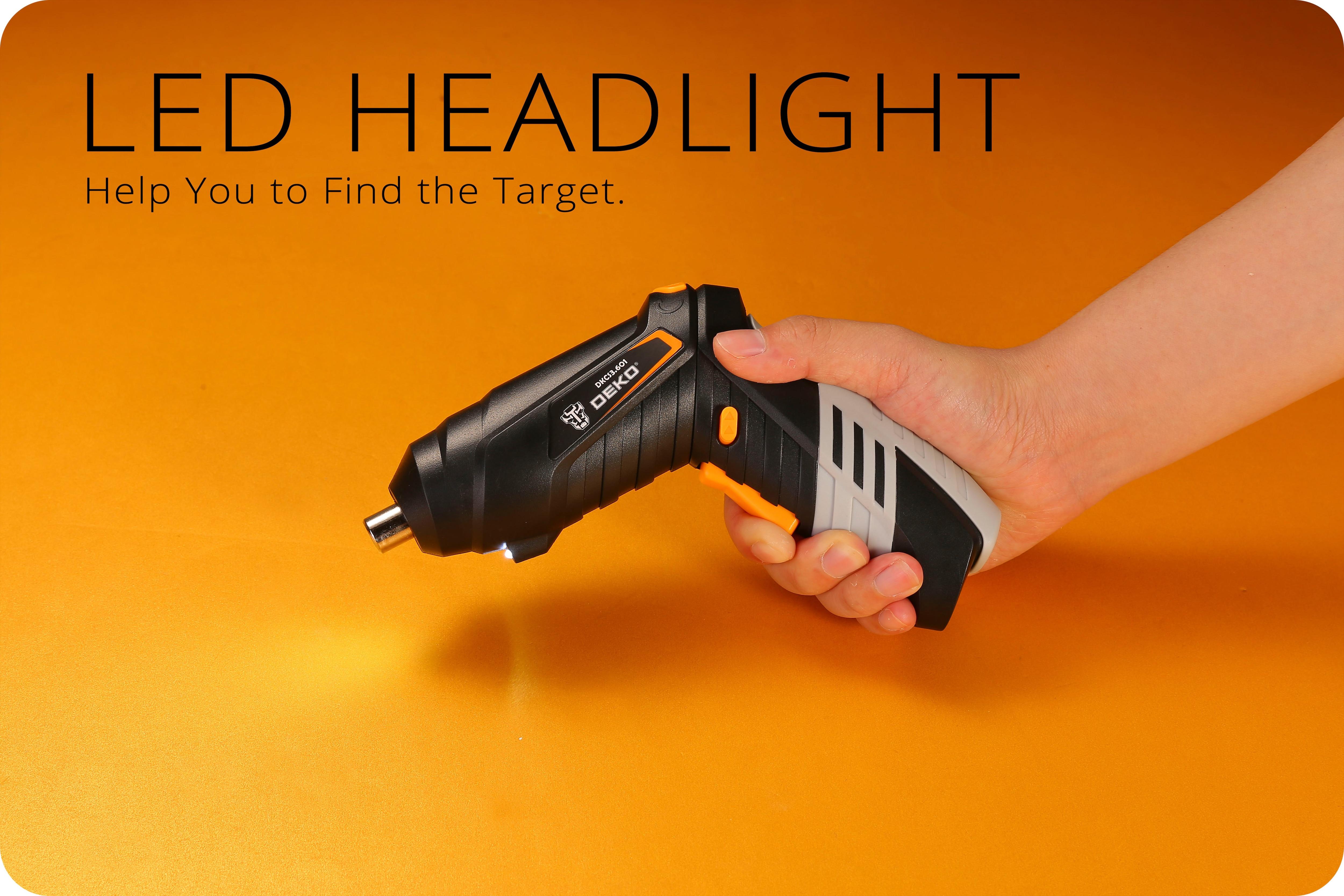 Deko LED Headlight