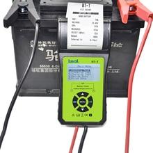 Lancol BT T  Car Battery Tester Car Batteries Measure Tool with Printer Multilanguage Automotive Power System Diagnostic Meter