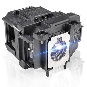 Image 5 - HAPPYBATE Ersatz Projektor Lampe Lam ELPLP67 für EX3212 EX5210 EX6210 EX7210 H428A H428B H429A H431A H432A H433A H433B H435B