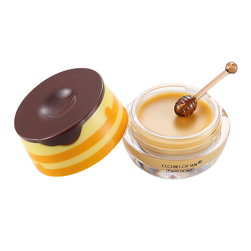Propolis Lip Sleeping Mask Moisturizing Desalinate Lip Lines Anti-dry And Prevent Chapping Lip Mask