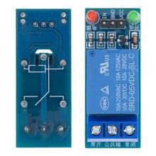 5 в низкий уровень триггера один 1 канал релейный модуль Интерфейсная плата Щит PIC AVR DSP ARM MCU