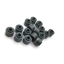Oil-Seal XJR400 FZ400 Yamaha FZR250/RR Motorbike-Parts Intake Motorcycle for 8-Pairs