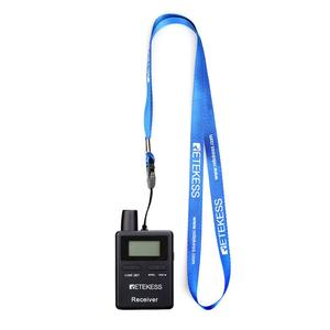 Image 5 - Retekess TT109 Wireless Receiver for Wireless Tour Guide System for Traveling Museum Visit Meeting Factory Church