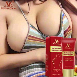 MeiYanQiong Breast Enhancement Cream Bust Enlargement Promote Female Hormones Breast Lift Firming Massage Bust Up Size Body Care