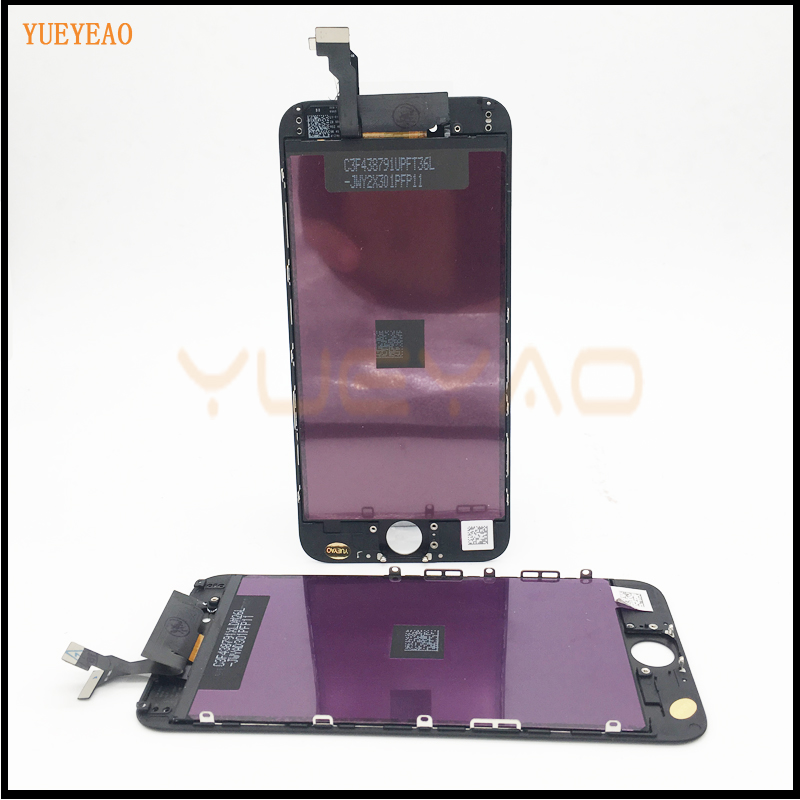 Grade AAA+++ 8 LCD For IPhone 6 6S 7 LCD With 3D Force Touch Screen Digitizer Assembly For IPhone 5S Display No Dead Pixel