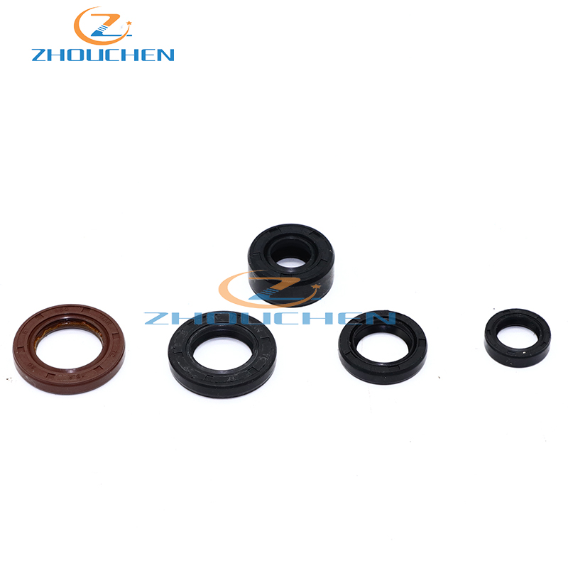 Z155 комплект масляных уплотнений двигателя для Zongshen 155cc Pit Dirt Bike Thumpstar Explorer Braaap Atomic Pitpro, Pitster Pro, DHZ SSR Piranha