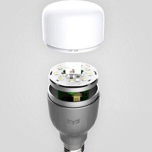 Image 4 - Yeelight لمبة ملونة E27 الذكية APP واي فاي التحكم عن بعد الذكية مصباح ليد RGB/درجة الحرارة الملونة رومانسية المصباح الكهربي