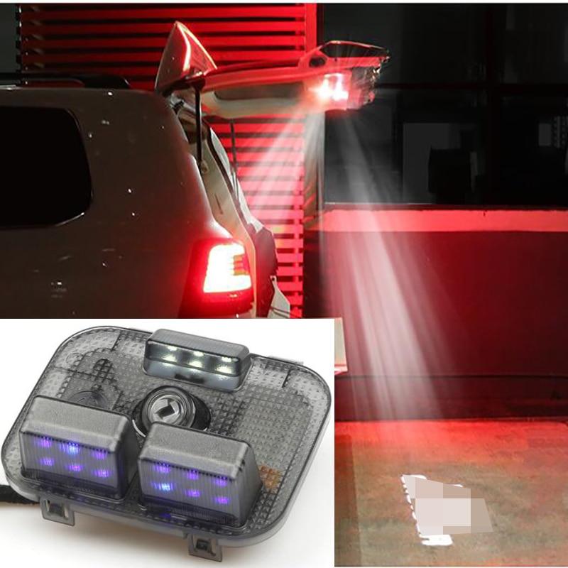 Led Warnung Licht Stamm Lampe Hinten Deckel Licht Innen Umgebungs Licht Für Toyota Land Cruiser 200 LC200 FJ200 2008-2020 zubehör