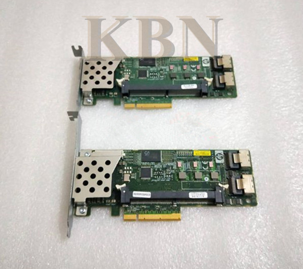 Full Bracket / Half Bracket 462919-001 013233-001 Array SAS P410 RAID Controller Card 6Gb PCI-E Without Ram