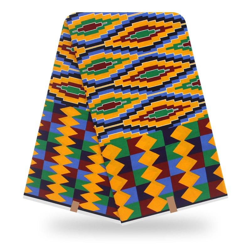 African Fabric Wax Print High Quality Veritable Wax Print Fabric Printing 100% Cotton African Veritable Real Dutch Wax For Dress