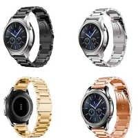 18 20 22mm bracelet bande pour galaxy watch s2 s3 Huawei 2 montre classique GT pro galet time zenwatch Ticwatch 1/2/E/pro/c2 bracelet