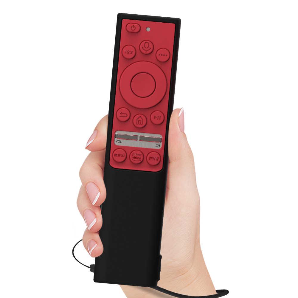 غطاء سيليكون لسامسونج QLED التلفزيون الذكية بلوتوث التحكم عن بعد BN59-01311G BN59-01311B TM1990C BN59-01311H BN59-01311F