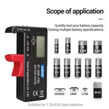 Aneng BT-168 pro testador de bateria digital-display tipo testador verificador de bateria capacidade da bateria ferramenta de diagnóstico testador universal