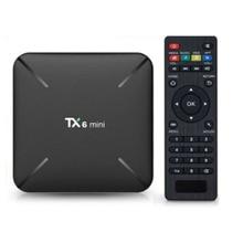 TX6 Mini Smart Android TV Box Android 9.0 Quad Core 2GB + 16