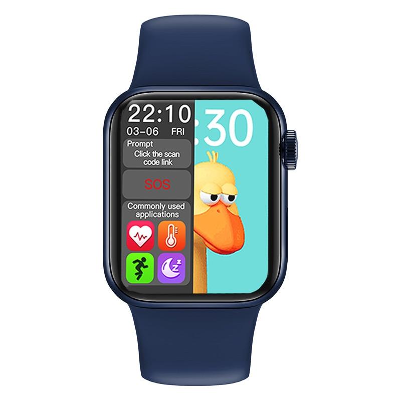 HW12 Smart Watch 2020 44MM 40MM Women Men Smartwatch with Password Split Full Screen Bluetooth PK IWO 12 Pro FK88