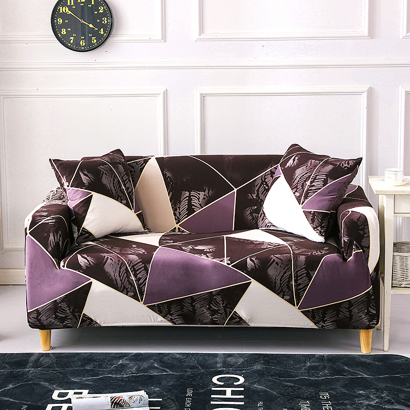 New Sofa Cover Stretch Corner Seats Couch Cover Universal Cover For Living Room Elastic Spandex Slipcover,L Shaped need buy 2pcs