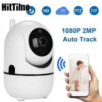 HitTime HD 1080P Cloud WiFi Wireless Baby Monitor IR visione notturna telecamera IP sorveglianza di sicurezza domestica Mini CCTV Network Cam