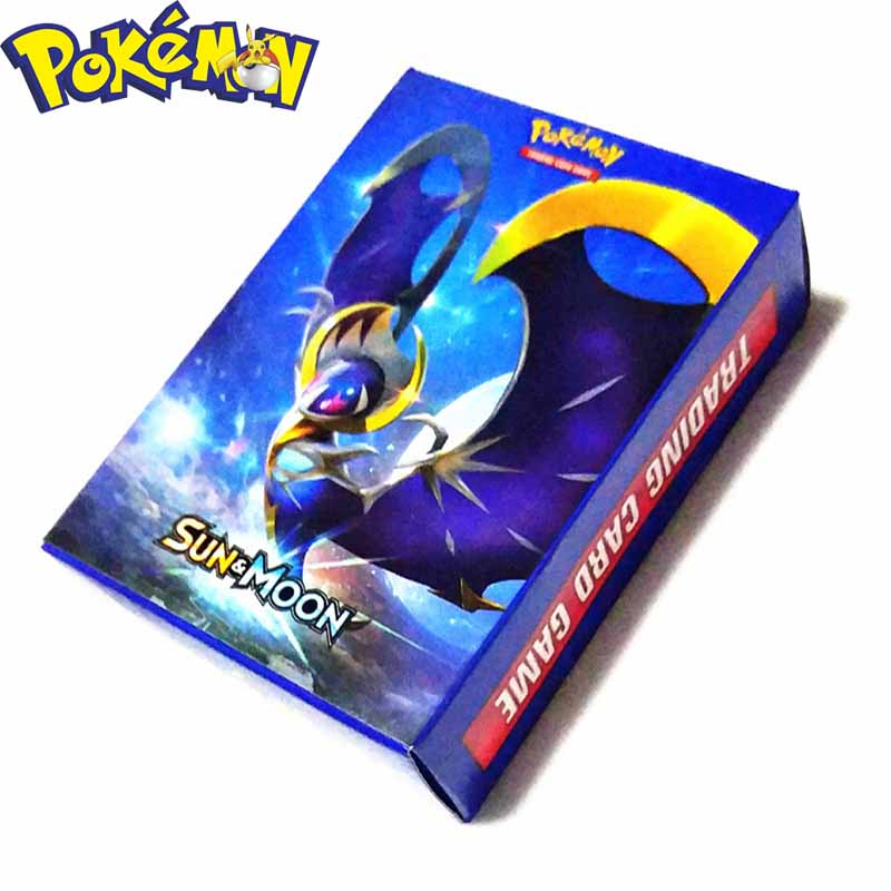 70pcs Pokemon Card 2019 English Pet Elf Battle 70GX 60GX  Cards Pocket Monster Game Collection KIDS Gifts For Christmas