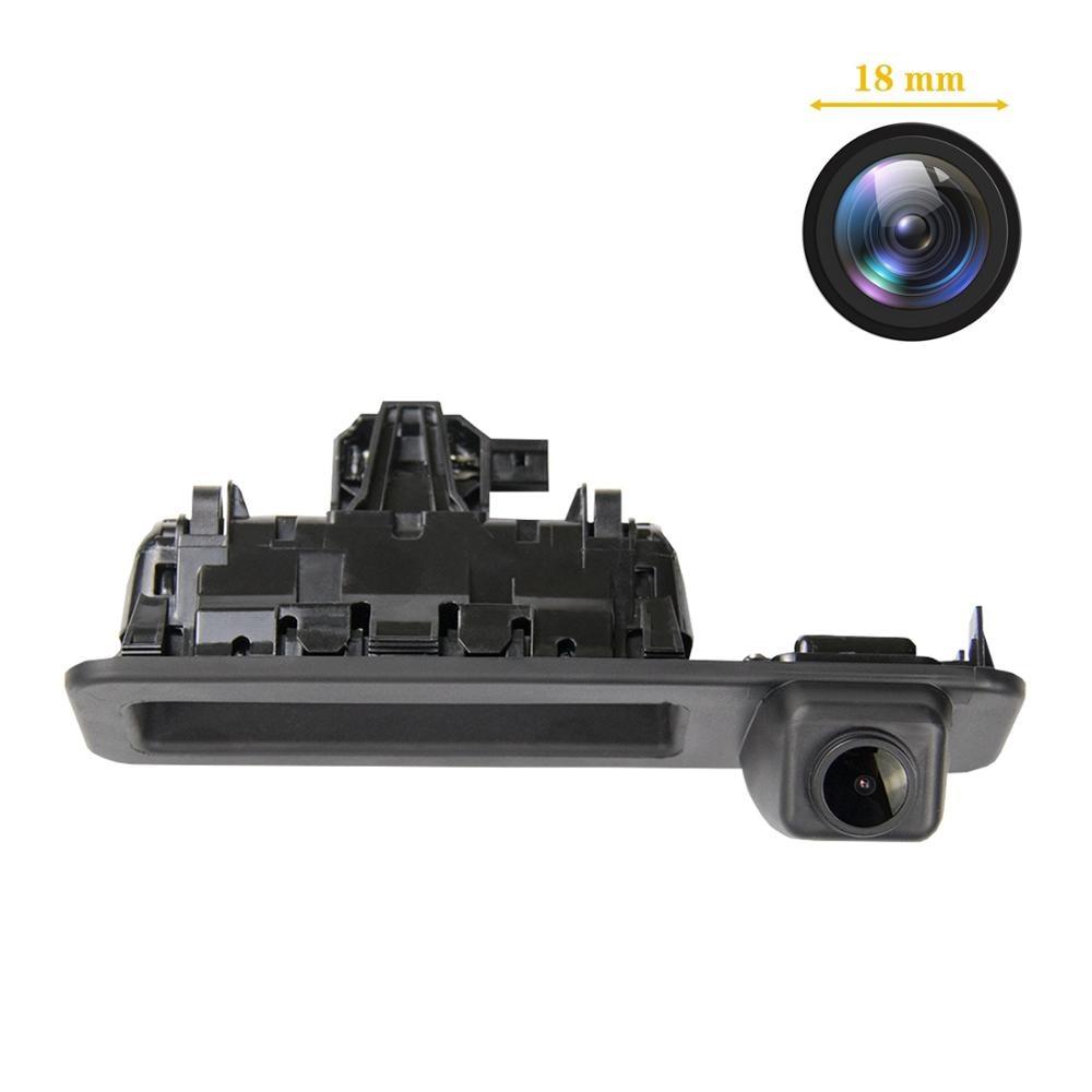 Камера заднего вида резервного копирования багажник ручка Камера для BMW 3 Series 5 X3 серии F10 F11 F25 F30 F48 F49 F39 G08 G02 G05 G06 G30
