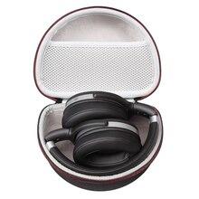 Caixa De Fones De Ouvido fone de ouvido Caso Difícil para Edifier W820BT Carrying Case Capa para W820BT Edifier Fones De Ouvido Caixa De Armazenamento Portátil
