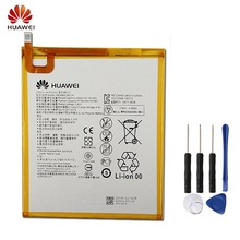 Original Replacement Battery Huawei HB2899C0ECW For M3 M3-BTV-W09 M3-BTV-DL09 Authentic Phone 5100mAh