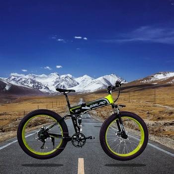 "adult 350w 48v 10Ah S11F electric bike fat tire 26"" wholesale electric bike for sale 2"