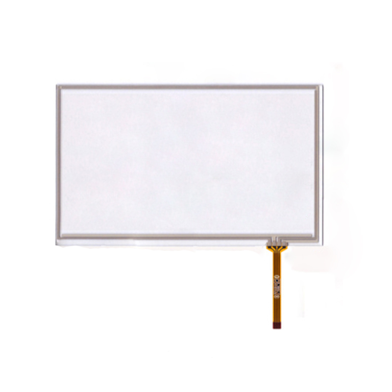 New 7 Inch 4Wire Resistive Touch Panel Digitizer Screen For Supra SCD-3163