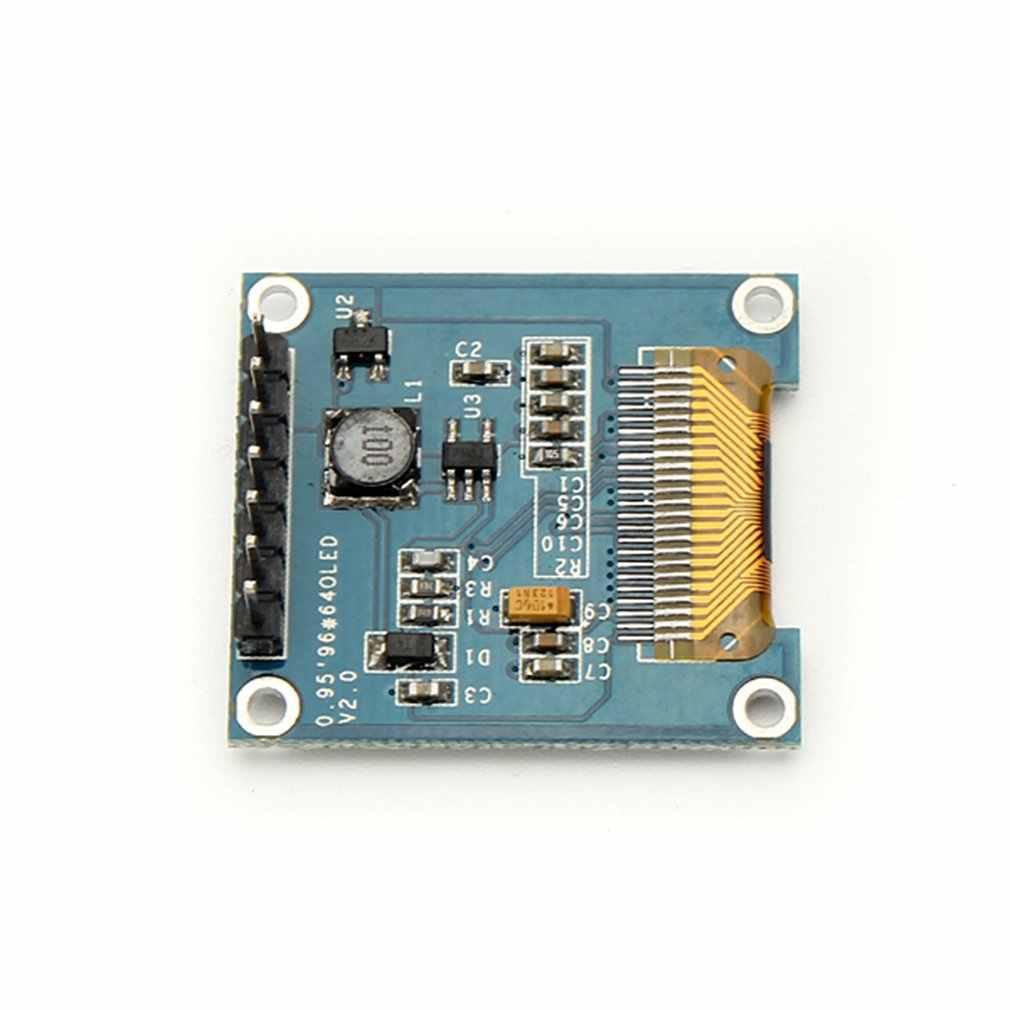 0.95 인치 SPI 풀 컬러 OLED 디스플레이 모듈 SSD1331 Arduino 용 96X64 LCD