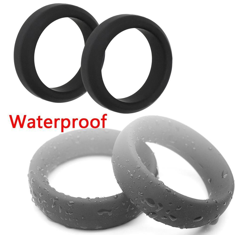 High Quality Silicone Penis Ring Cock Ring Adult Products Delay Ejaculation Sex Toys For Men Extension Of The Lasting Time Sexy