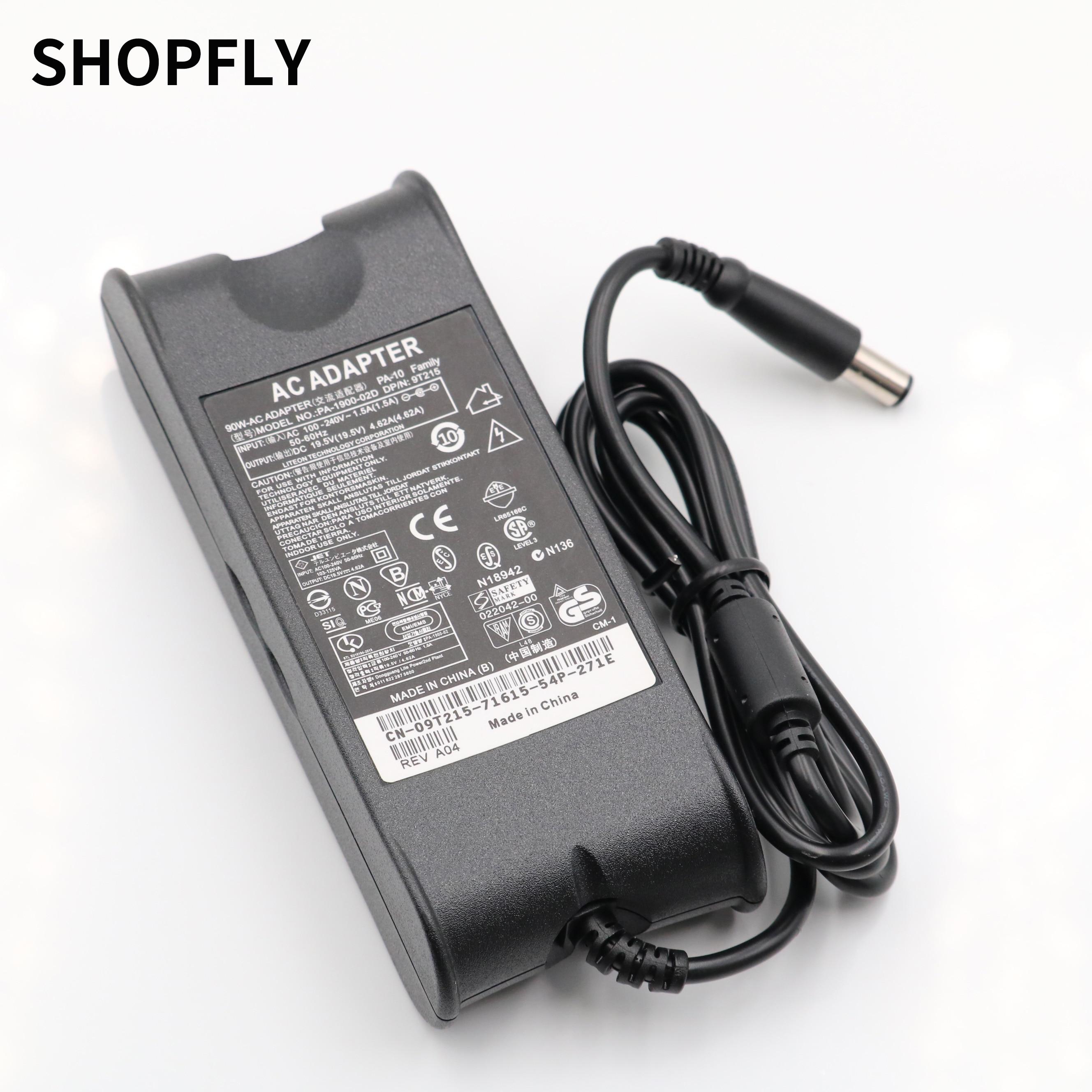 19,5 V 4.62A 7,4*5,0 мм адаптер для ноутбука адаптер переменного тока зарядное устройство для Dell Latitude E6320 E6330 E6400 E6410 E6420 E6430