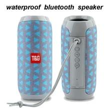 Повышение наушники-вкладыши TWS с Беспроводной Bluetooth 5,0 Динамик 20 Вт 1200 мА/ч, Водонепроницаемый Портативный сабвуфер 3D объемный громкий Динам...