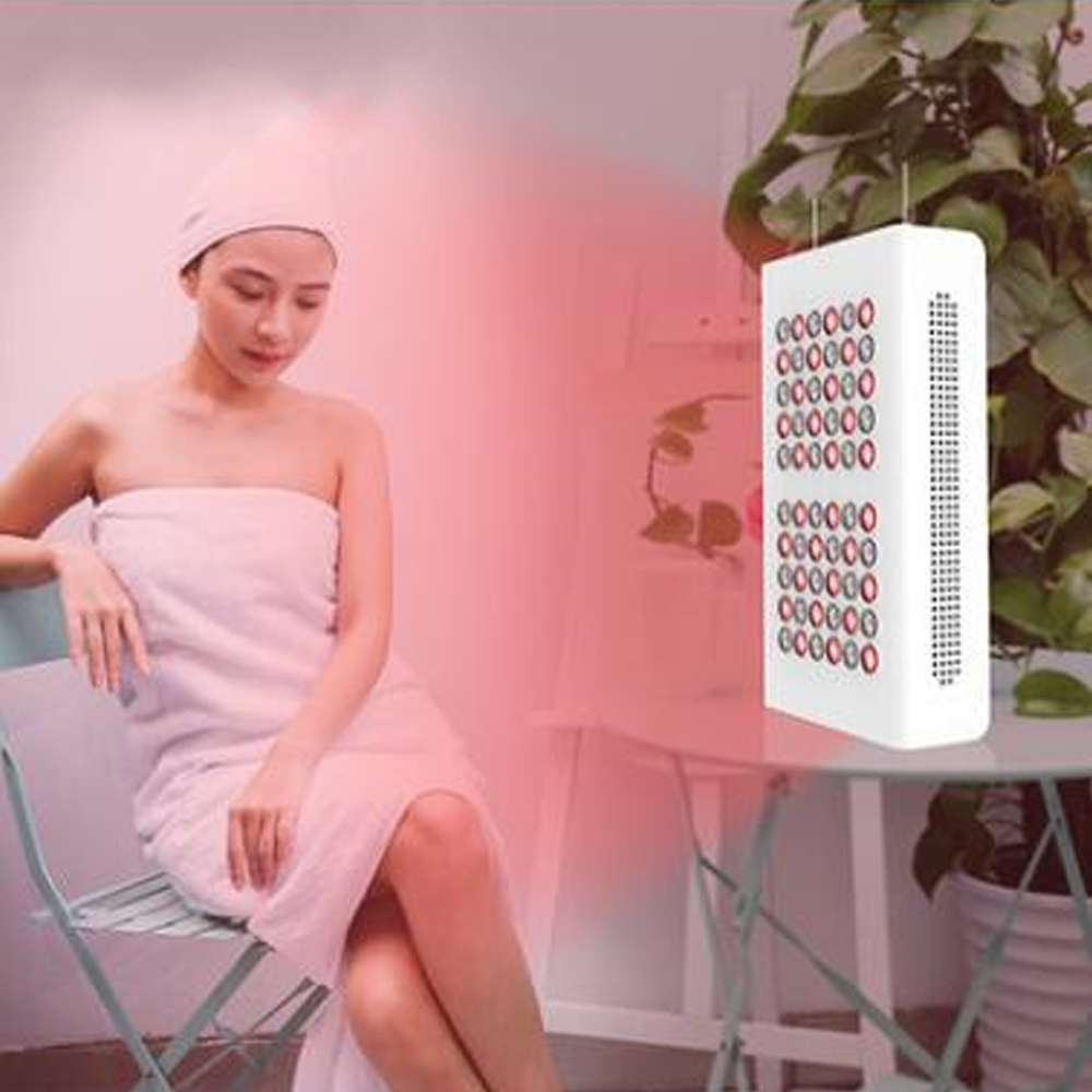 2019 Professional 300W 900W Series Mini 660nm 850nm Near Infrared LED Red Light Therapy Anti Aging  For Skin Health Care