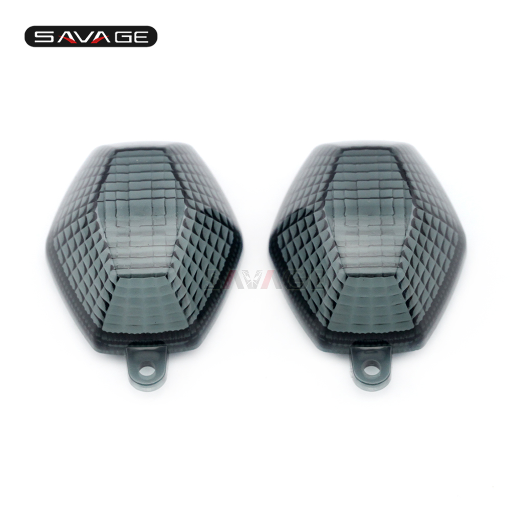 Image 2 - Turn Signal Indicator Light Lens For SUZUKI GSX1250FA GSX650F GSF 1200/1250/650/600 N/S Bandit Motorcycle Front/Rear