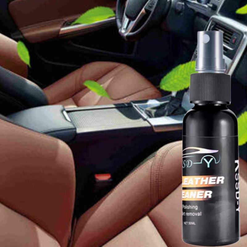 Car Seat Cover Care Water Repell Interior Care Auto Interior Leather Vinyl Coating Upholstery Ceramic Coat Anti-Fouling