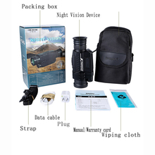 New 5X35 HD definition Monocular night vision instrument can take photos and videos day and night infrared telescope for hunting