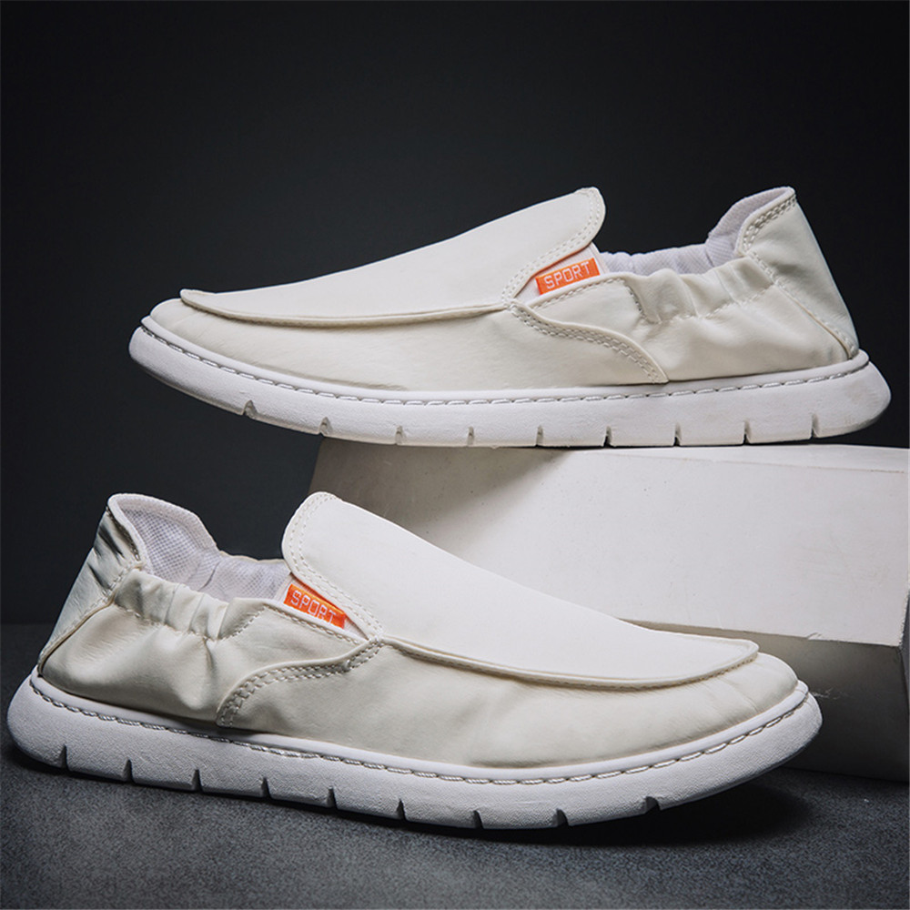 Летняя обувь из парусины и сетчатого материала Для Мужчин