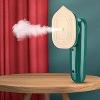 Plancha de vapor portátil para ropa, máquina de planchado en seco y húmedo