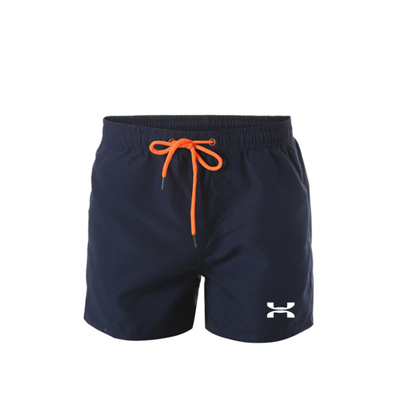 Gym Shorts Fitness Jogging Bodybuilding Mens Brand-New Training Workout Knee-Length Male