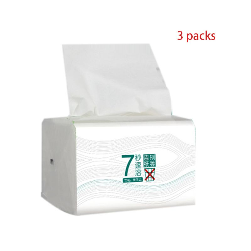 3-Ply Facial Tissue Soft Facial Paper 320 Tissues Per Pack Household Kleenex Toilet Paper Soft Skin-Friendly Paper