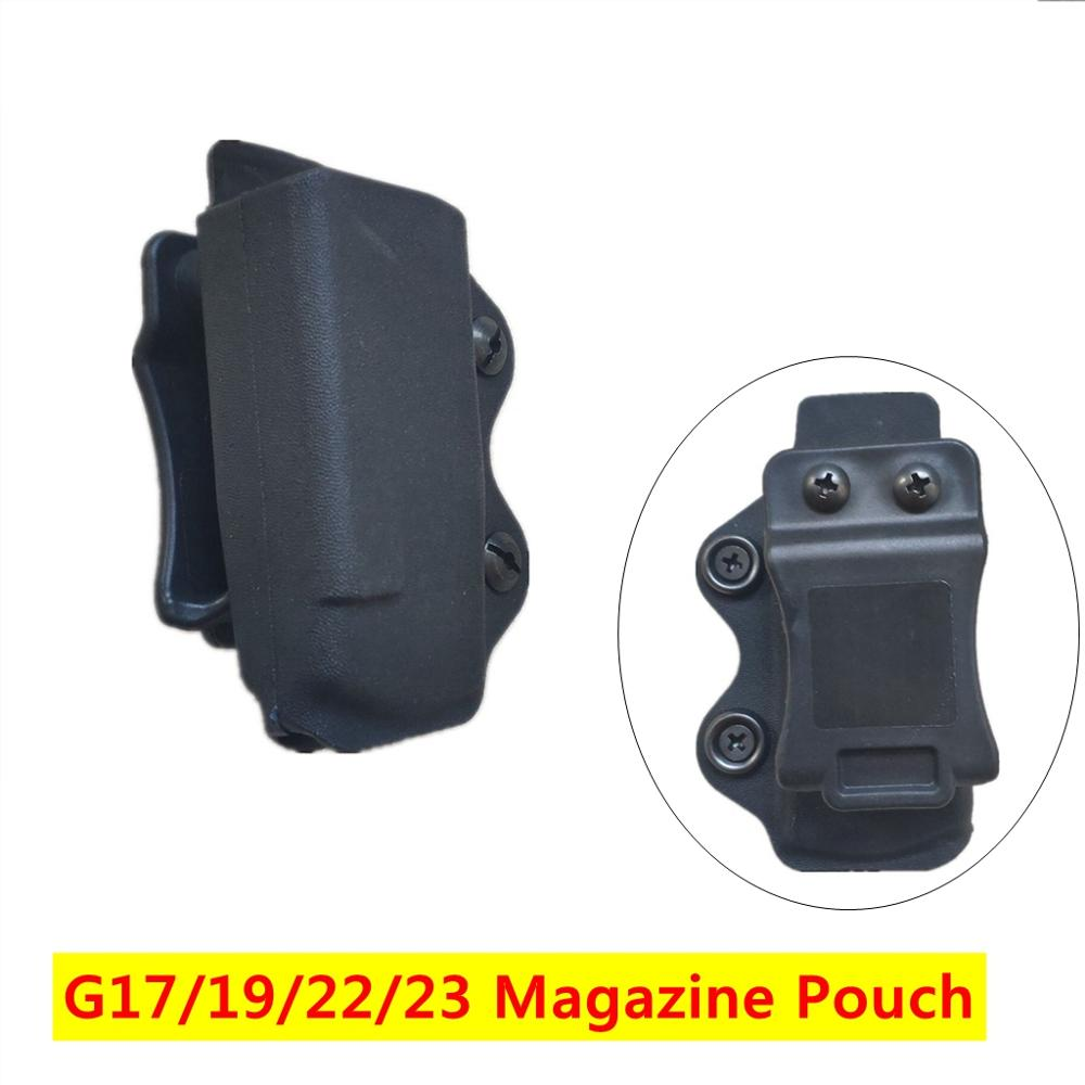 Glock 17/19/22/23 Universal Gun Holster Pouch Tactical Combat Airsoft Quick Release Magazine Pouch|Holsters| |  - title=