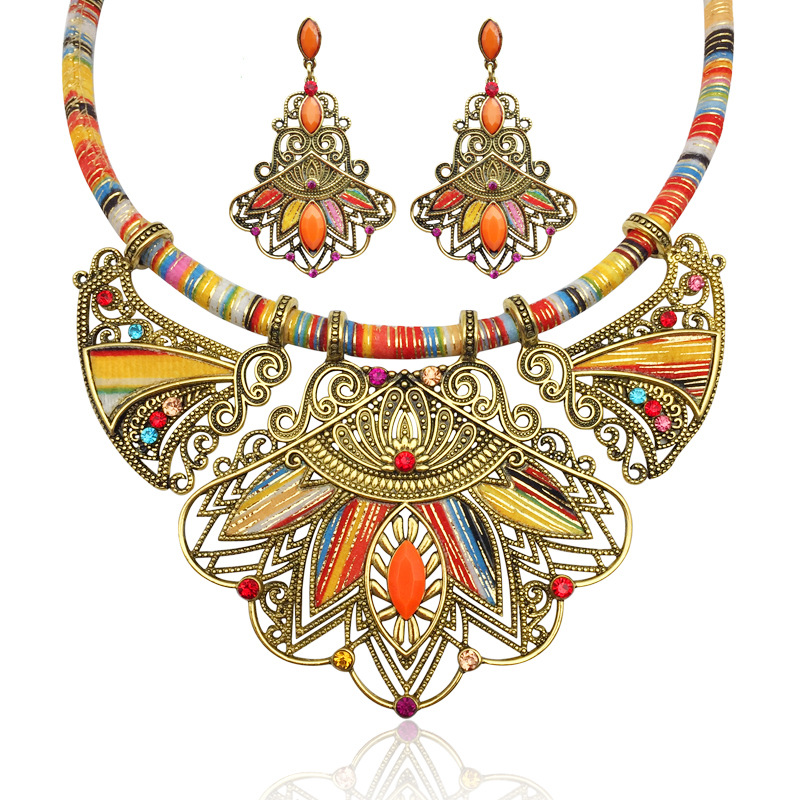 Bohemia Necklace For Women