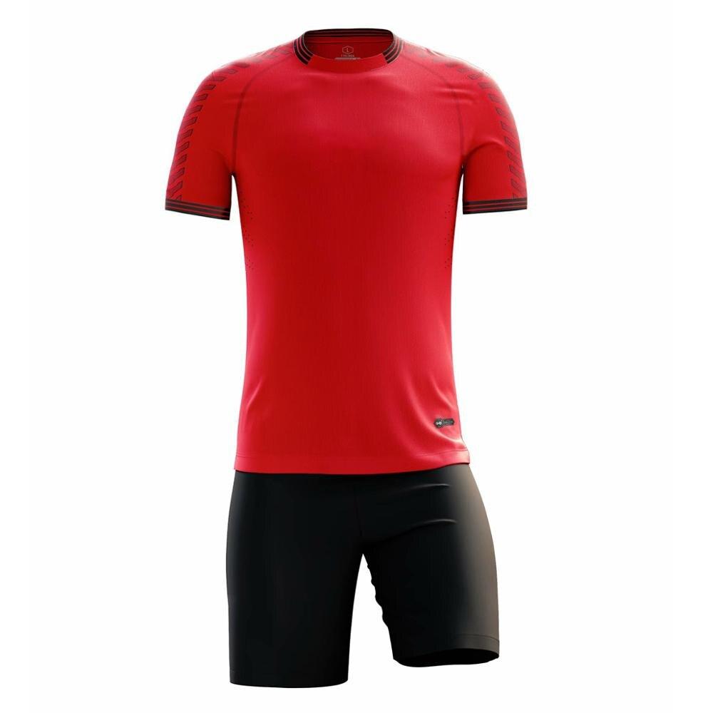 2019 nuevos hombres de fútbol Jersey entrenamiento de fútbol Jersey hombre Jersey de trajes deportivos puede ser personalizado in Soccer Sets from Sports Entertainment