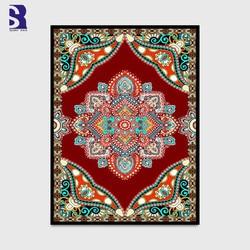 SunnyRain 1-częściowy nadrukowany dywan dywaniki do salonu duży rozmiar obszar dywanik do sypialni