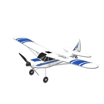 VolanteX Super Cub 500 761-3 500mm Wingspan Beginner Self-stabilizing Stunt RC Airplane Fixed Wing 6-Axis Gyro System RTF